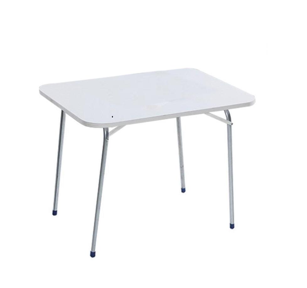Masa pliabila, Ideal Homs, alb, 60 x 44 x 41.5 cm