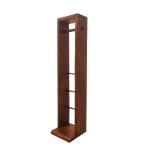 Stand suport toaleta, Estetik Homs, 52x14 cm, lemn natur