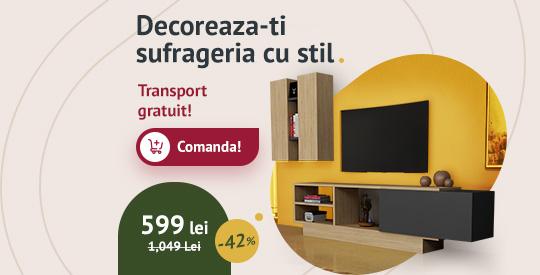 Comoda tv Begonia Campania