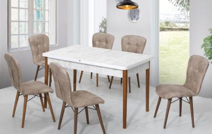 Cum sa alegi un set masa si scaune potrivit pentru casa ta