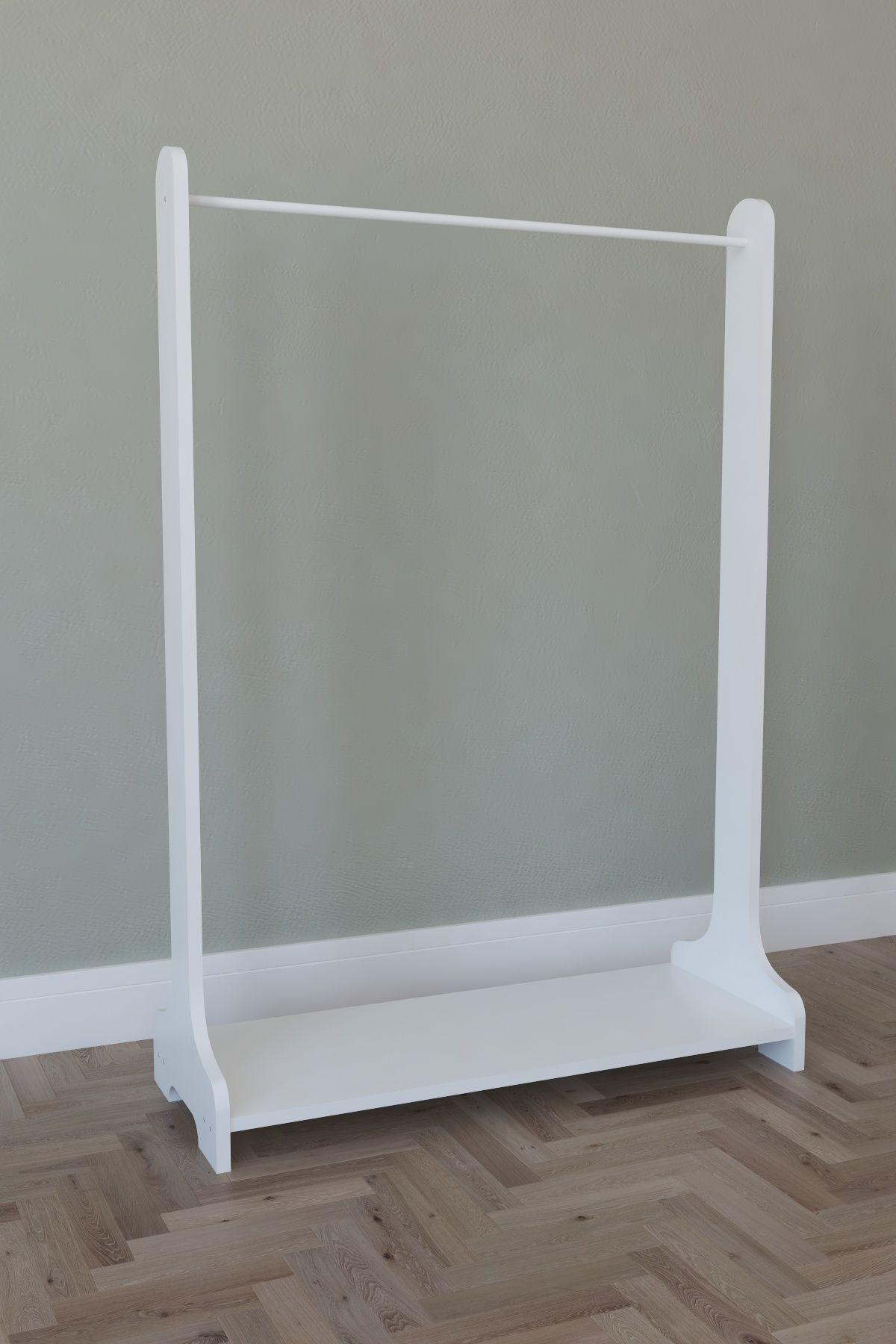 Suport de umeraseStyl Homs85 x 127 x 34 cm, Alb
