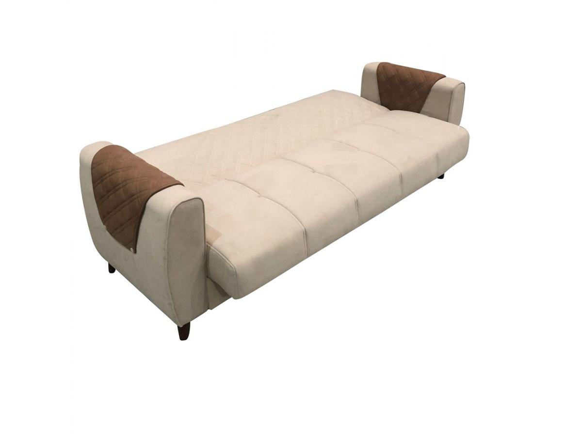 Canapea extensibila cu lada depozitare  Siera Homs
