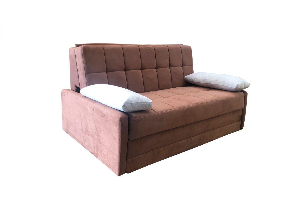 Canapea 2 locuri extensibila cu lada MerlinHomsmaro