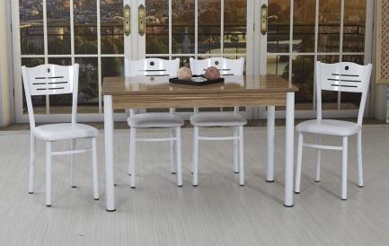 Set mese si scaune bucatarie- accesorii moderne pentru o casa practica