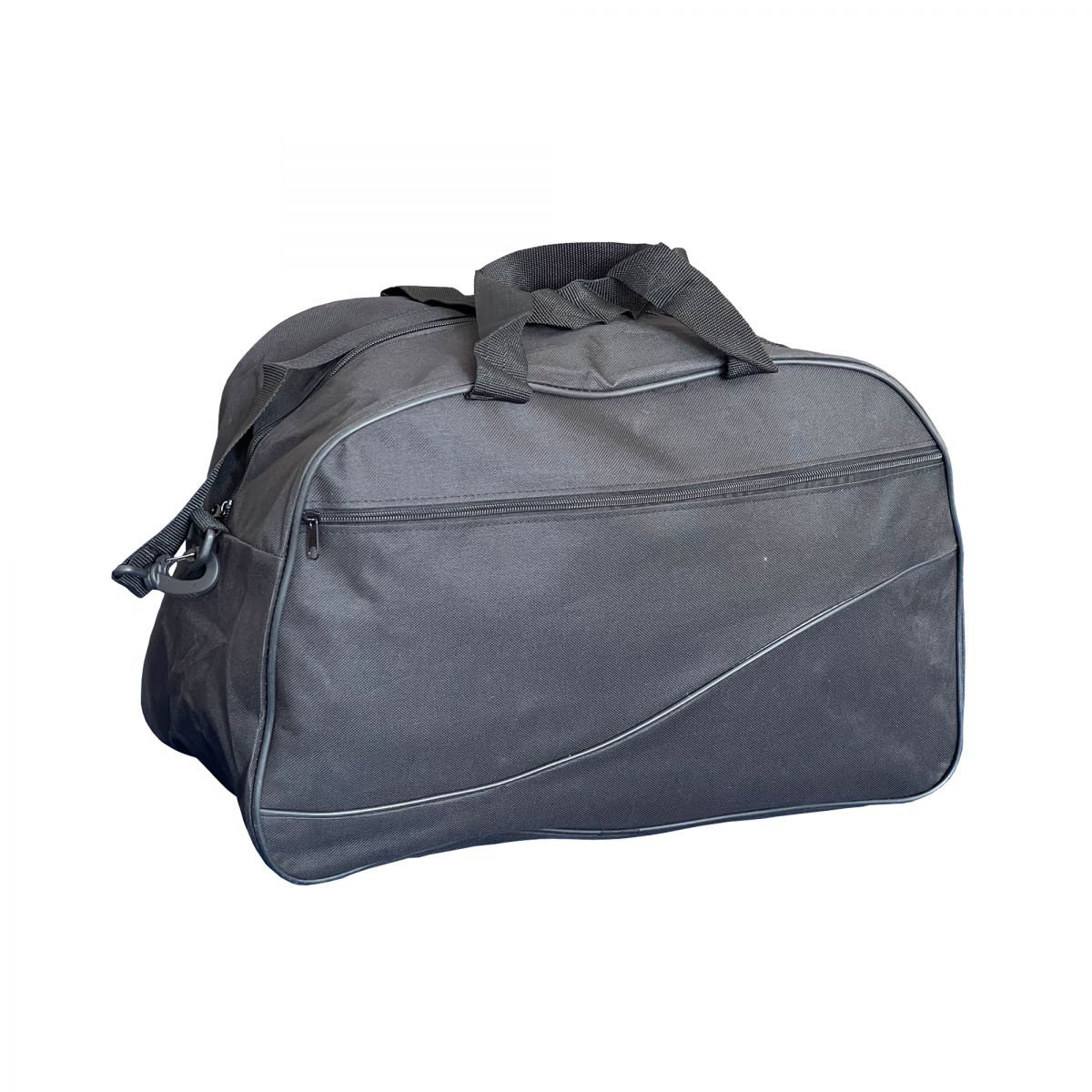 Geanta calatorie negru Homs 52x20x35 cm